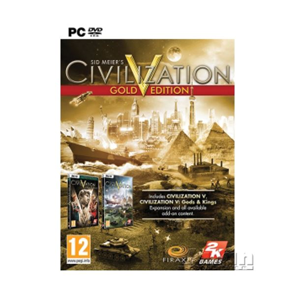 PC CIVILIZATION V GOLD EDITION