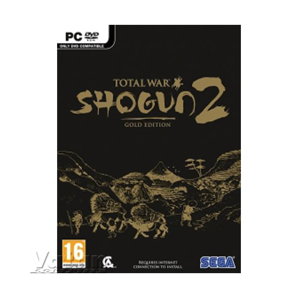 PC TOTAL WAR SHOGUN 2 GOLD EDITION