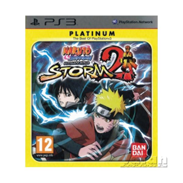 PS3 NARUTO ULTIMATE NINJA STORM 2