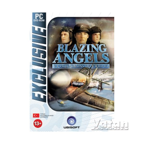 PC BLAZING ANGELS SQUADRON OF WORLD WAR II