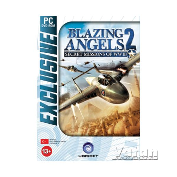 PC BLAZING ANGELS 2 SECRET MISSION OF WWII
