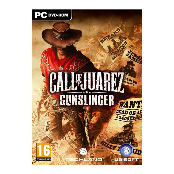 PC CALL OF JUAREZ GUNSLINGER