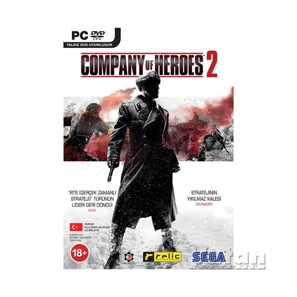 PC COMPANY OF HEROES 2