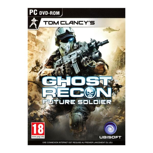 PC GHOST RECON FUTURE SOLDIER