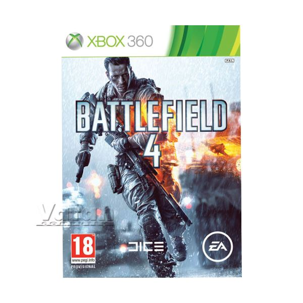 XBOX BATTLEFIELD 4 LIMITED EDITION
