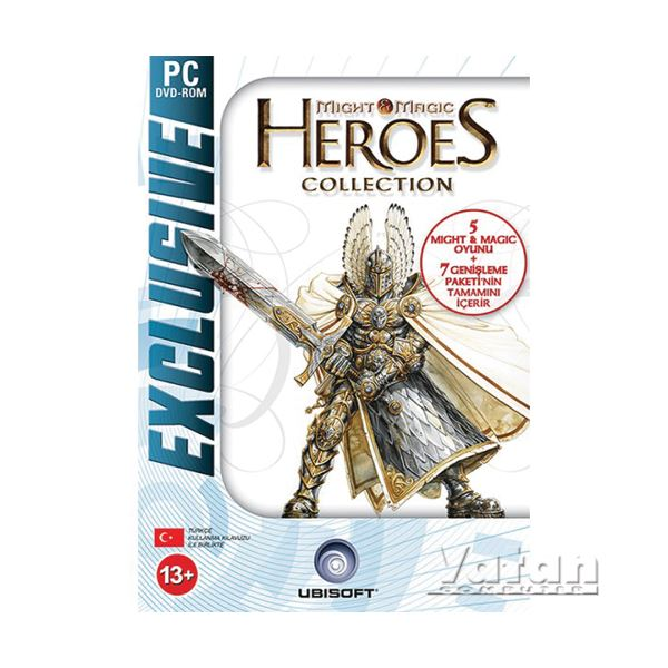HEROES 1-5 COMPLETE COLLECTION