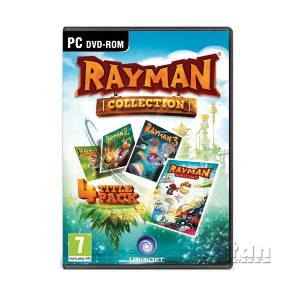 PC  RAYMAN COLLECTION