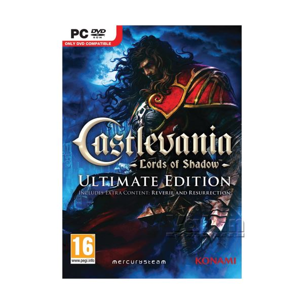 PC CASTLEVANIA LORDS OF SHADOW ULTIMATE EDITION
