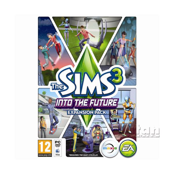PC THE SIMS 3 INTO THE FUTURE
