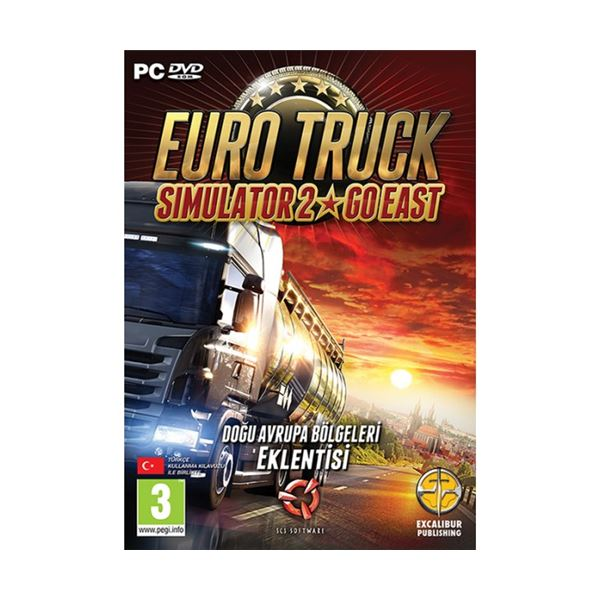 PC EURO TRUCK 2 GO EAST