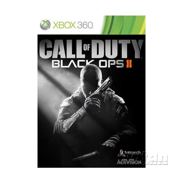 XBOX CALL OF DUTY BLACK OPS II