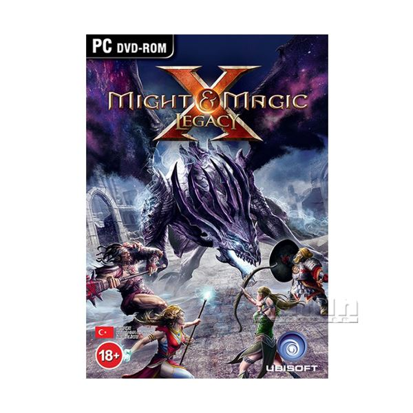 PC MIGHT AND MAGIC LEGACY