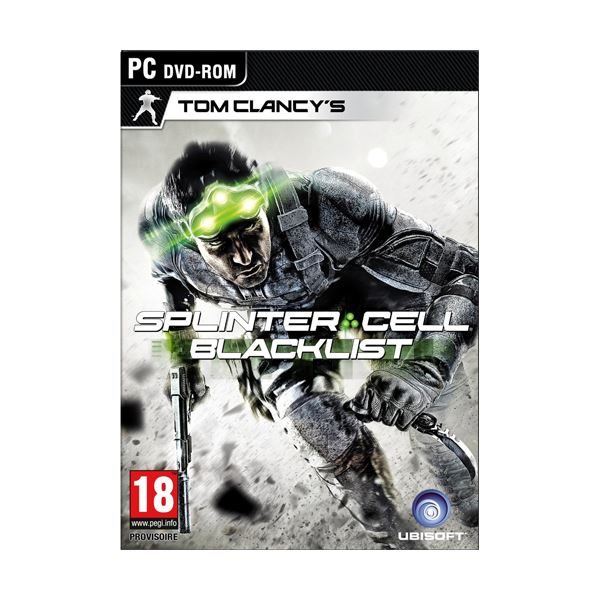 PC SPLINTER CELL BLACKLIST STD.