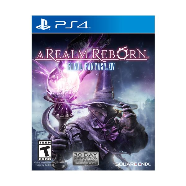 PS4 FINAL FANTASY XIV A REALM REBORN