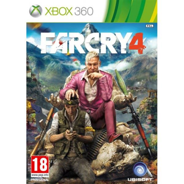X360 FAR CRY 4 LIMITED ED.