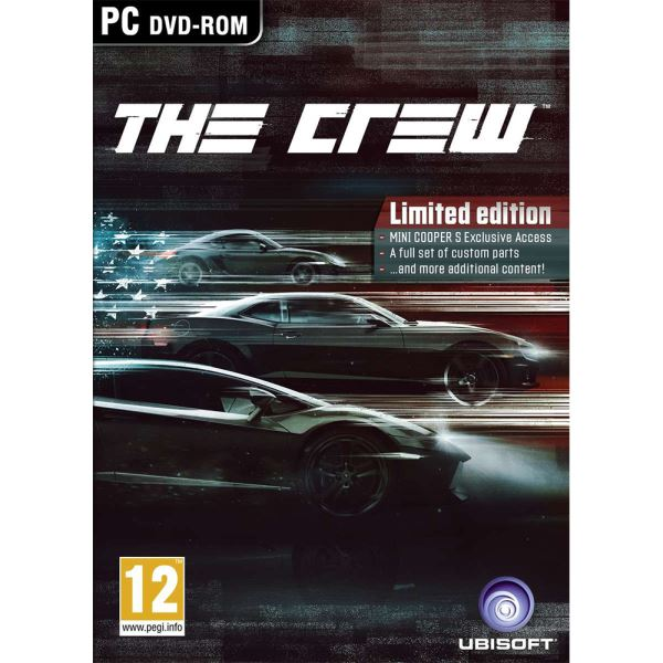 PC THE CREW LIMITED ED.