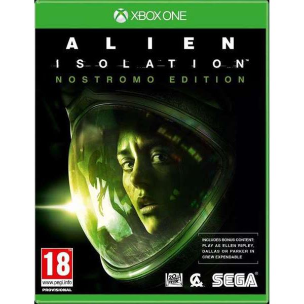 XBOX ONE ALIEN ISOLATION NOSTROMO EDT