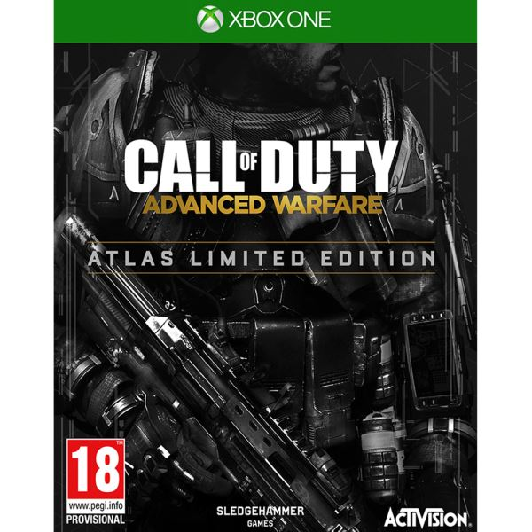 XBOX ONE CALL OF DUTY ADVANCED WARFARE CE ATLAS LE