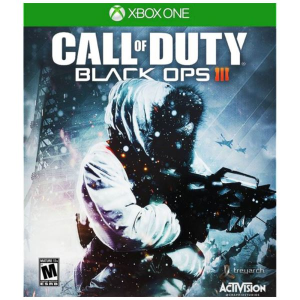 XBOX ONE CALL OF DUTY BLACK OPS 3 D1 NUKETOWN