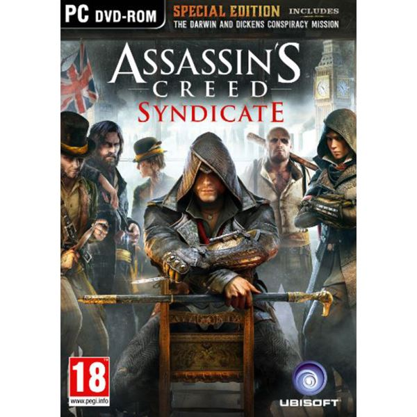 PC ASSASSINS CREED SYNDICATE SPECIAL EDT.
