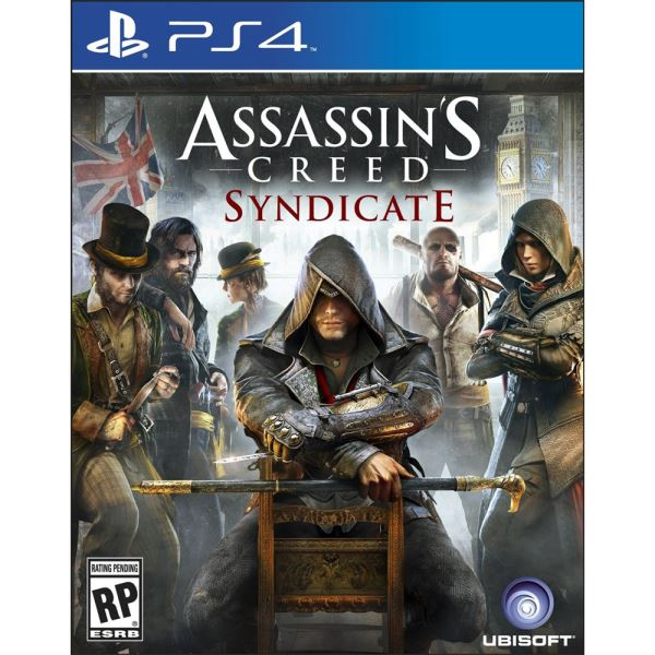 PS4 ASSASSINS CREED SYNDICATE SPECIAL EDT.