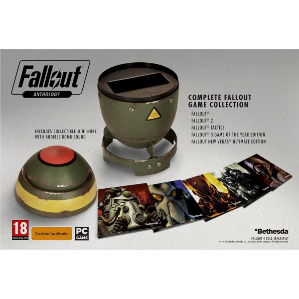 PC FALLOUT ANTHOLOGY