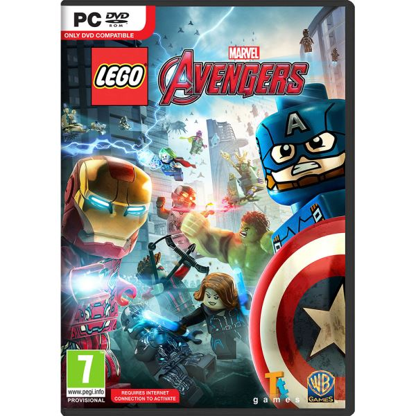 PC LEGO MARVEL AVENGERS