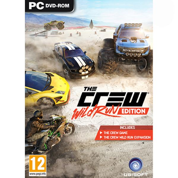 PC THE CREW WILD RUN EDITION