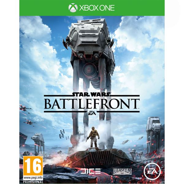 XBOX ONE STAR WARS BATTLEFRONT EA