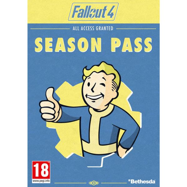 PC FALLOUT 4 SEASON PASS