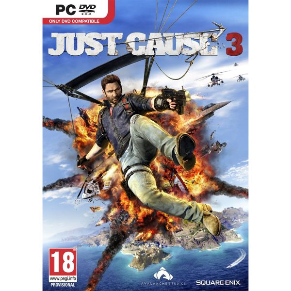 PC JUST CAUSE 3