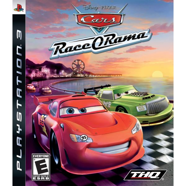 PS3 CARS RACE O RAMA