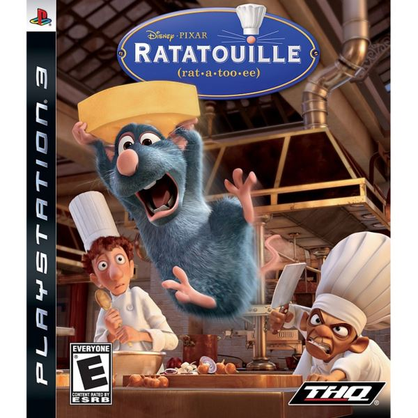 PS3 RATATOUILLE
