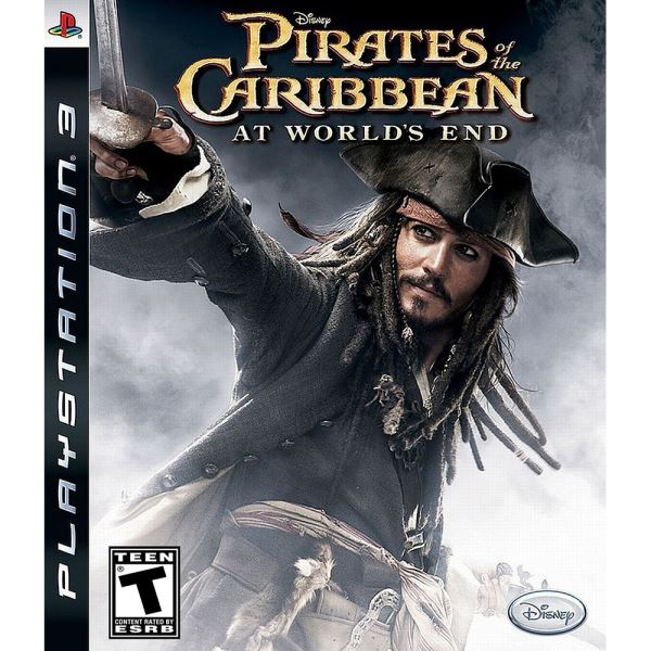 PS3 DISNEY'S PIRATES OF THE CARIBBEAN