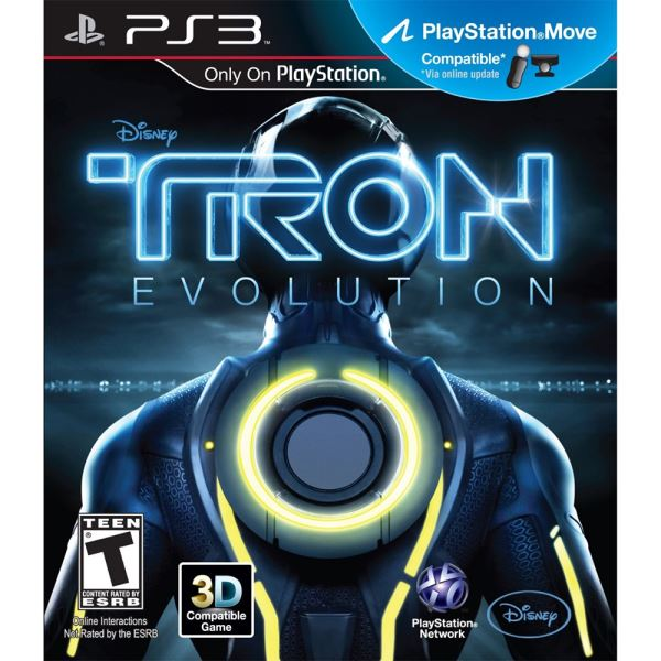 PS3 TRON EVOLUTION