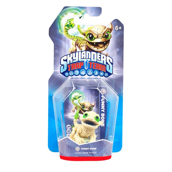 SKYLANDERS TRAP TEAM SINGLE FUNNY BONE