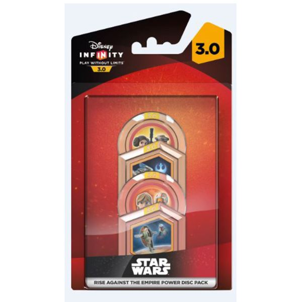 DISNEY INFINITY 3.0 RISE AGAINST EMPIRE POWER DISC
