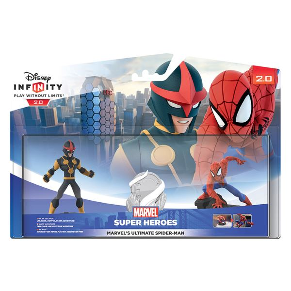 DISNEY INFINITY 2.0 SPIDERMAN PLAYSET