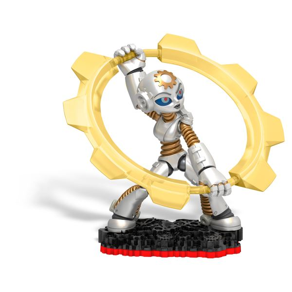 SKYLANDERS TRAP TEAM MASTER GEARSHIFT