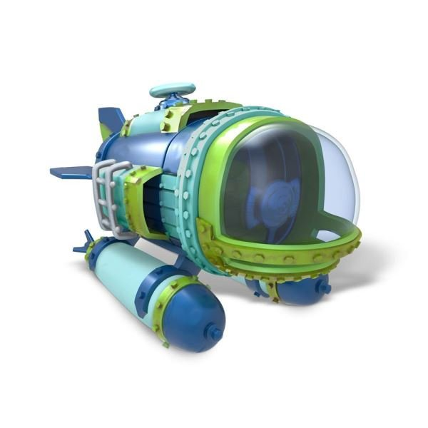 SKYLANDERS SUPERCHARGERS SEA RACING MACERA PAKETİ