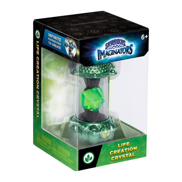 SKYLANDERS IMAGINATORS CRYSTAL LIFE 2
