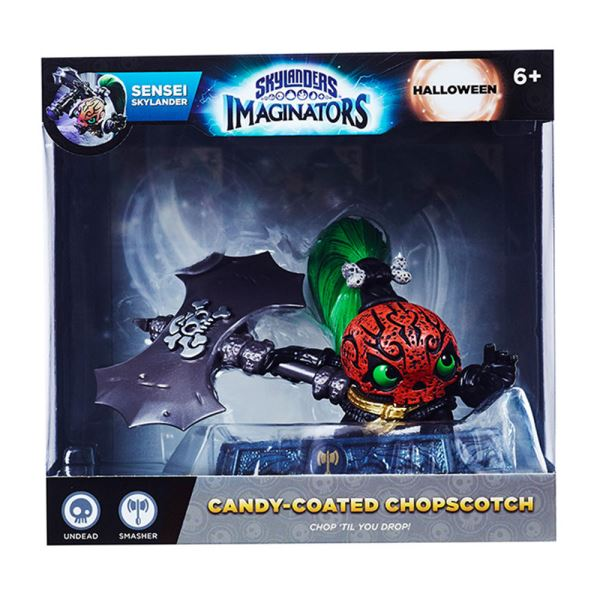 SKYLANDERS IMAGINATORS EXCLUSIVE CANDY-COATED HALL