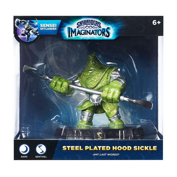 SKYLANDERS IMAGINATORS EXCLUSIVE STEEL-PLATED HOOD