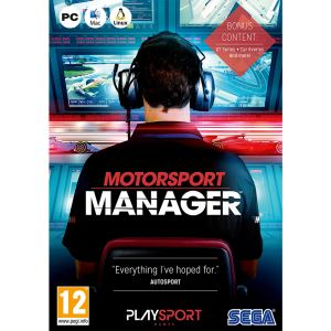 PC MOTORSPORT MANAGER