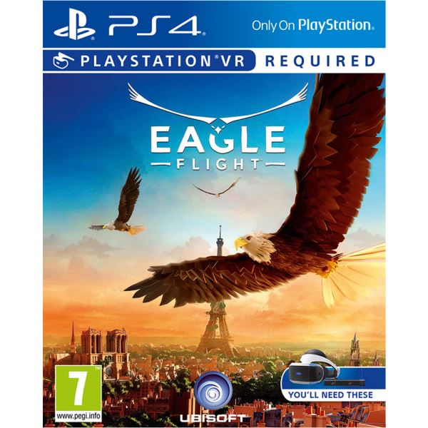 PS4 EAGLE FLIGHT