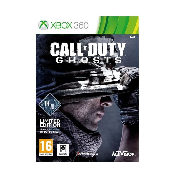 PS3 CALL OF DUTY GHOSTS LIMITED EDITION