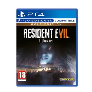 PS4 RESIDENT EVIL 7 GOLD EDT.
