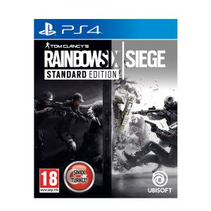 PS4 TOM CLANCY'S RAINBOW SIX SIEGE TÜRKÇE