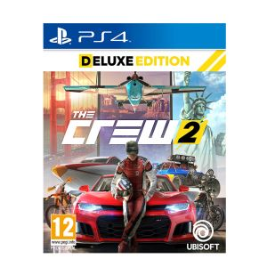 PS4 THE CREW 2 DELUXE EDITION