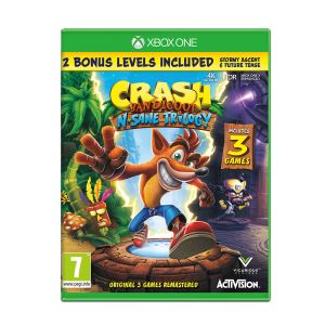 XBOX ONE CRASH BANDICOOT
